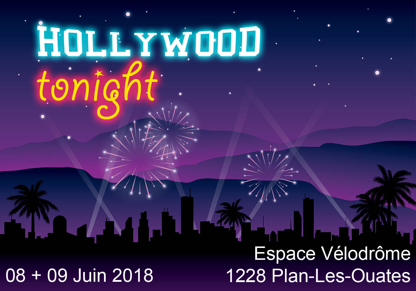 Hollywood Tonight – 08-09 Juin 18